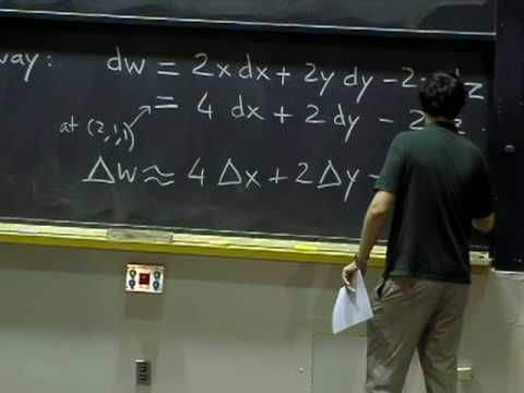Mit opencourseware calculus