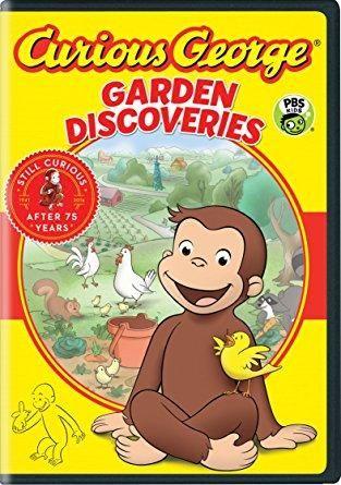 Frank Welker & Jeff Bennett - Curious George: Garden Discoveries