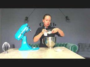 """Рецепт торта """"Клубничный мохито"""" от студии СОЛЬ. Вкусный муссовый торт. - YouTube"""