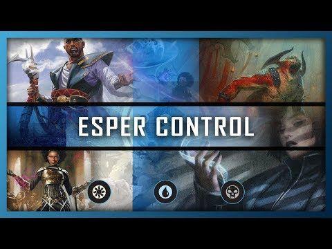 Episode 38 | Esper Control | MTG Agency | MTG Arena Standard