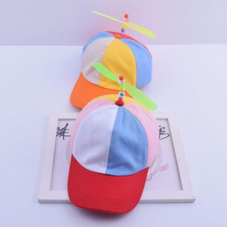 >> Click to Buy << Fashionable child propeller baseball cap cute dragonfly hat BOY hip hop hat novelty girl sun hat free shipping #Affiliate