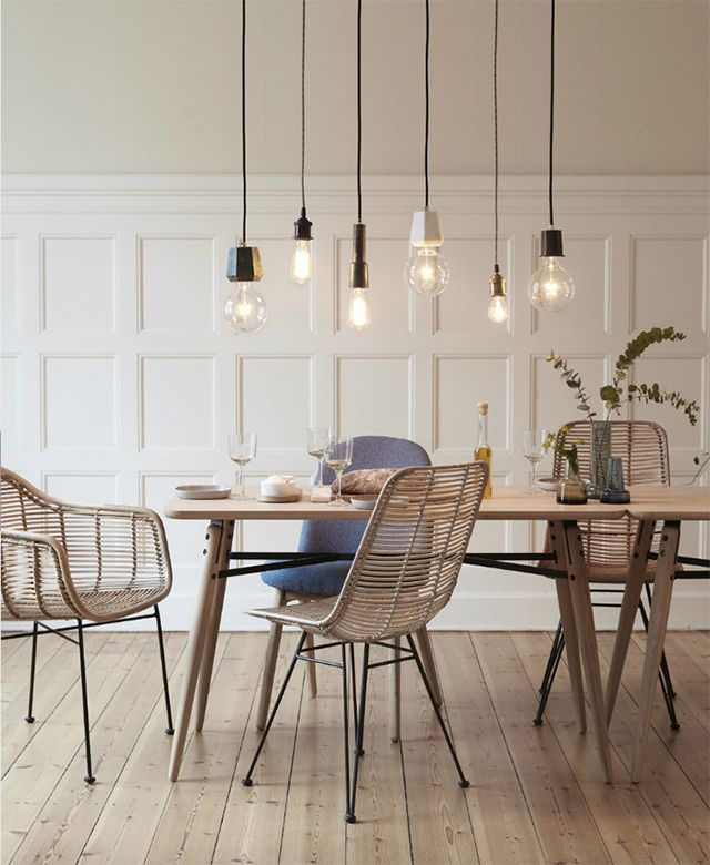 I first discovered Danish brand Hübsch around this time last year. In my post I wrote about how their beautiful products and styling were providing inspiration for getting our house back in order afte