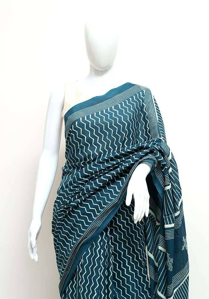 8c95a822190c6a Tussar Silk Saree – Desically Ethnic | Sarees | Saree, Cotton saree ...
