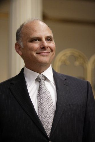Zachariah, angel, from the series, Supernatural - played by Kurt Fuller