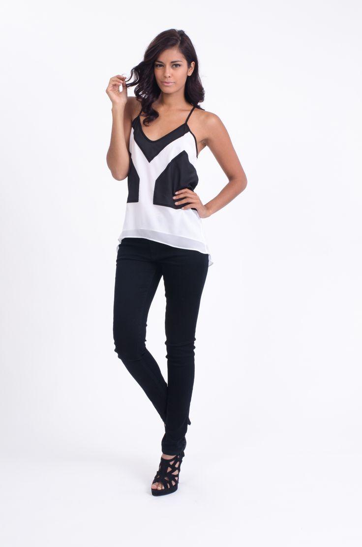 Ipanema Cami available #edgeclothing #jorgeclothing#cami#fashion
