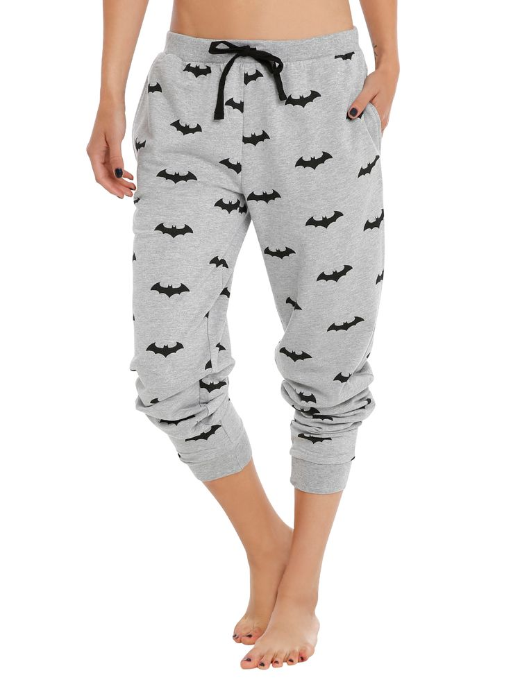 DC Comics Batman Girls Pajama Pants | Hot Topic