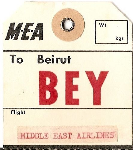 Middle East Airlines - BEA Beirut, Lebanon | by MR38