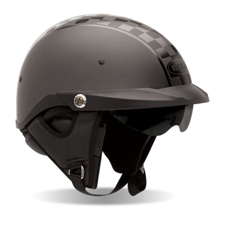 Pit Boss - Motorcycle Helmet, Street Bike Helmet - - Bell Helmets Got this one as a backup helmet...only mine is just flat black...
