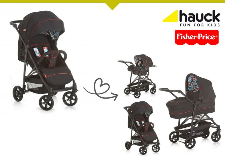Fisher Price collection! Hauck βρεφικό καρότσι Fisher Price #buggy #StrollerSet #fisherprice #HauckFunForKidsGreece