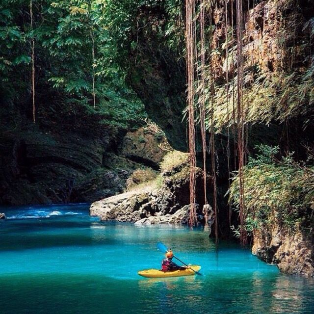 Green Canyon, Pangandaran - Jawa Barat