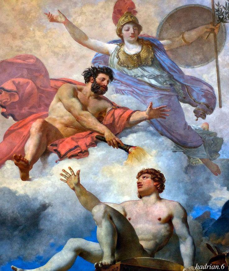 Prometheus Creating Man Prometheus creating ma...