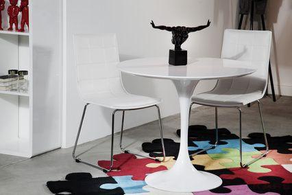 Table Invitation Round Ø90cm