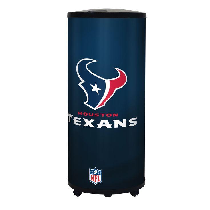 NFL Houston Texans 39.5-inch Ice Barrel Cooler