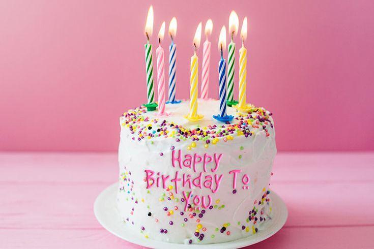Birthday cake with name edit in 2020 mit bildern