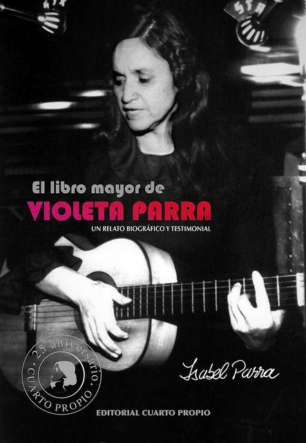 Isabel Parra - El libro mayor de Violeta Parra [LIBRO]