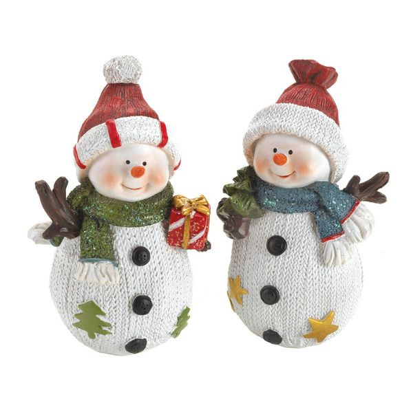 HOLIDAY FUN SNOWMAN BUDDIES www.eaglecrazgifts.com Holiday Fun Snowman Buddies Add this darling duo to your holiday decor! $9.95