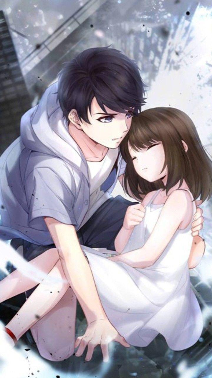 Kaito Anime Casais Bonitos De Anime Desenhos De Casais Anime