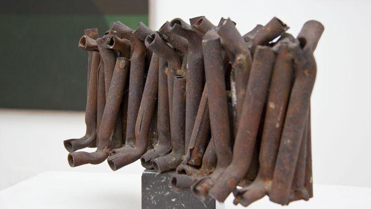 En el Museo Negret en Popayán
