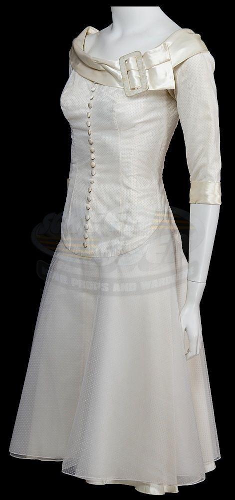 Kim's White Dress (Winona Ryder) - Edward Scissorhands