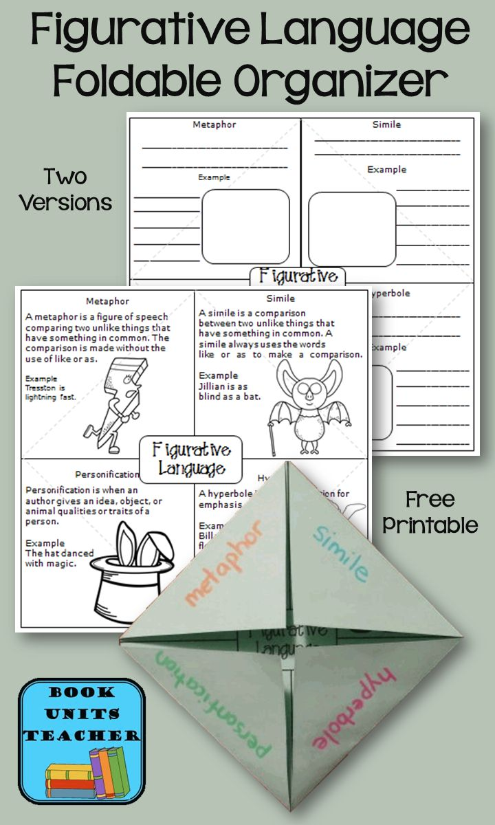 17 best ideas about similes and metaphors simile peter pan book unit similes metaphors and personification book units teacher