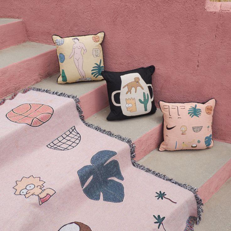 Créations textiles de Lilian Martinez, créatrice de la marque BFGF