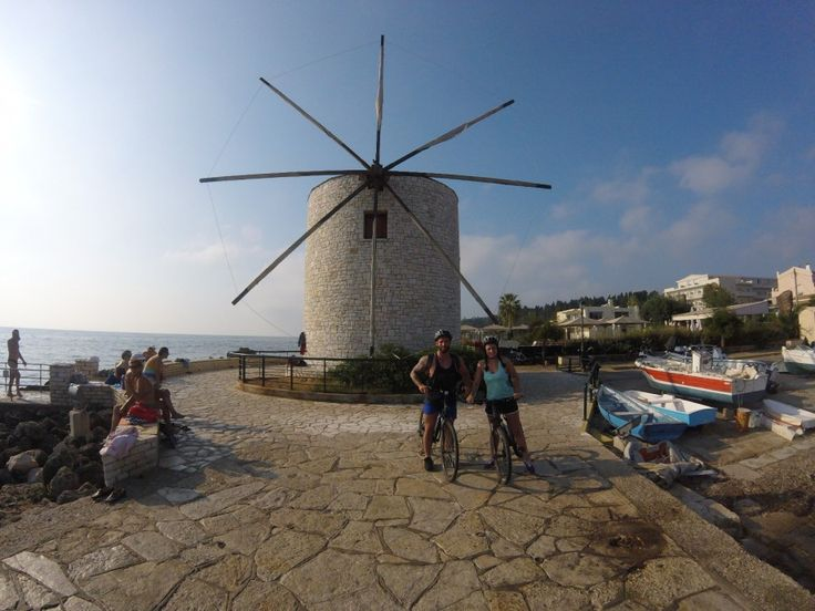 Private Cycling Tour from Corfu Town to Mon Repos and Kanoni | Corfu Tours and Activities