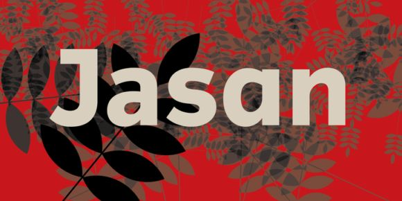 Jasan (30% discount, from 23,25€)   https://fontsdiscounts.com/jasan-30-discount-2325e?utm_content=buffer989b7&utm_medium=social&utm_source=pinterest.com&utm_campaign=buffer
