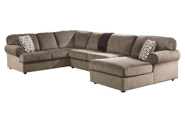 available colors dune pewter chocolate with the ample seating area of this comfortable sectional making sure that everyone has the best seu2026
