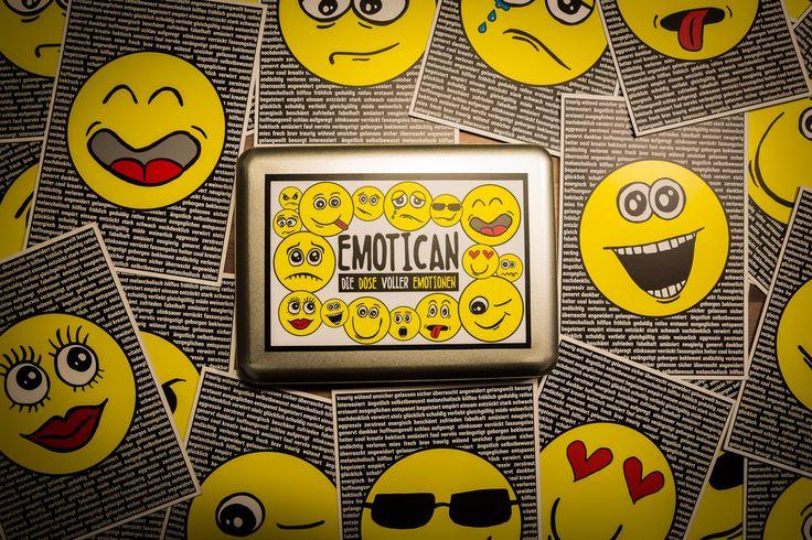 Emotican - Die Dose voller Emotionen