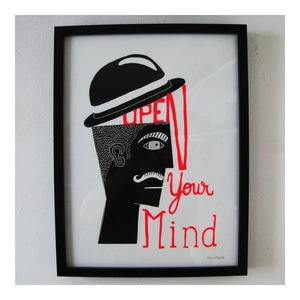 """""""Open your mind"""" - Marie Wagner"""