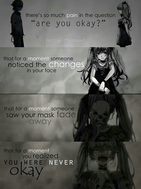 1027 best images about inspirational anime quotes on pinterest