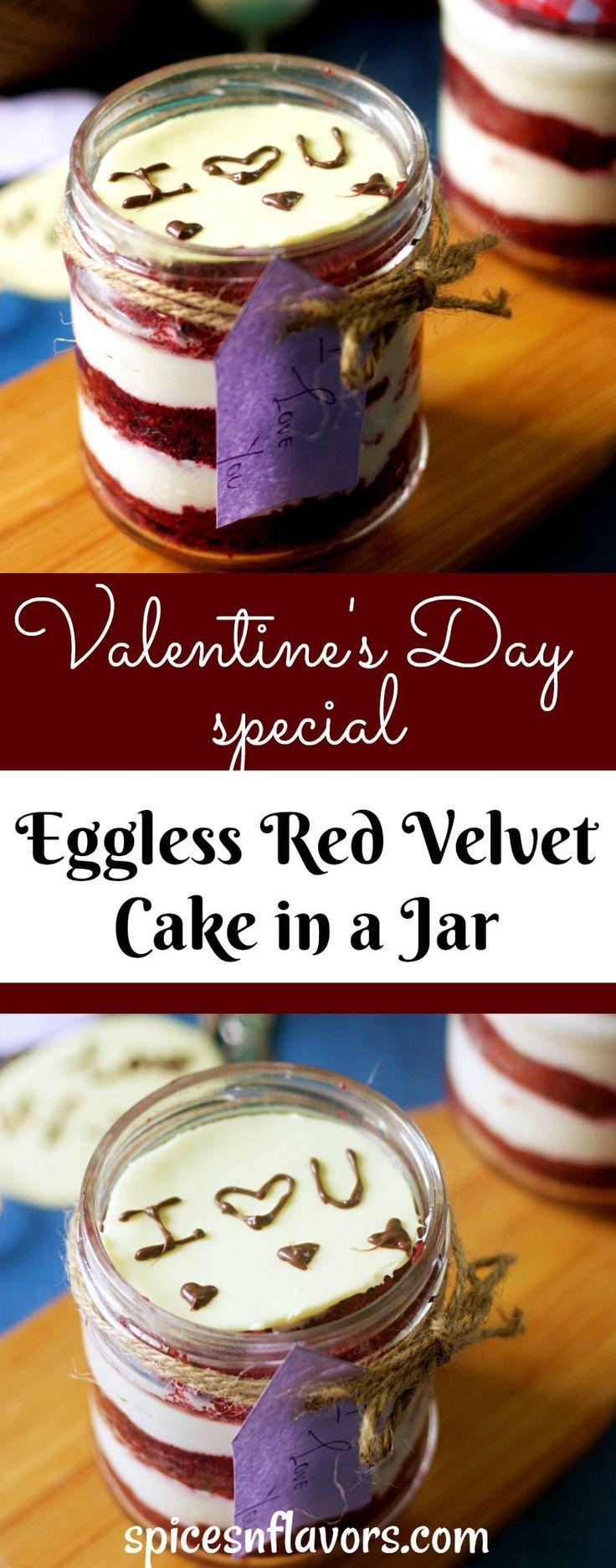 eggless red velvet cake red velvet cake in a jar mason jar desserts red velvet cake photography mason jar dessert photography diwali special recipes diwali gifting ideas edible gift ideas festival recipes valentines day recipes valentines day ideas