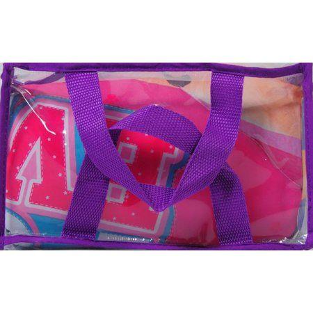 BabyBoom Nick Jr PAW Patrol Skye Best Pups Ever 4 Piece Toddler Bedding Set Pink