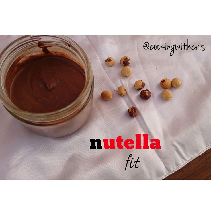 Nutella fit by lilibethr!