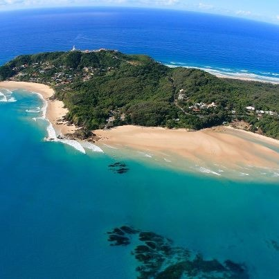 I Byron Bay Today Byron Bay, Five more days, just five more days and I'll be back to ...