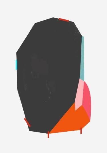 "Saatchi Art Artist Alessandro La Civita; New Media, ""#119 - Limited Edition 1 of 50"" #art"