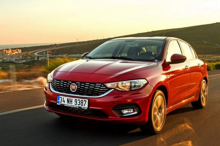 Fiat Tipo Variants Revealed