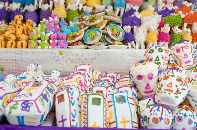 Ideas for Día de los Muertos lesson plans & activities
