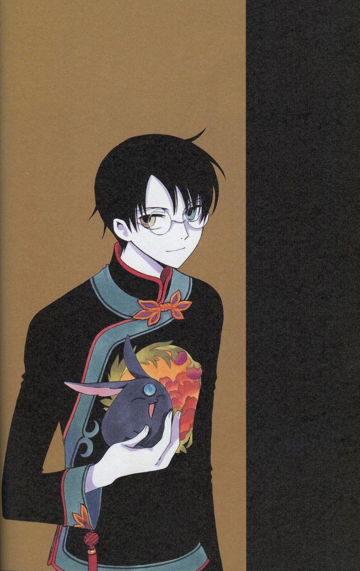 xxxHOLiC, Mokona Modoki (Black), Watanuki Kimihiro