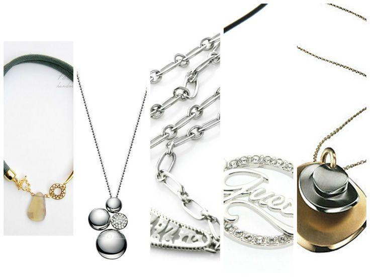 www.pmibrands.gr  Necklaces - Κολιέ