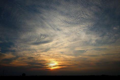 An African Sky