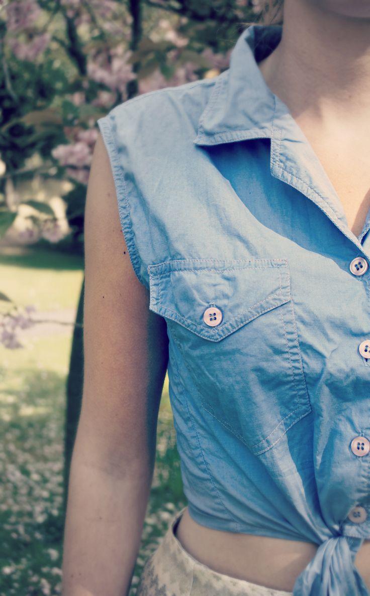 Shirt: Charity Shop
