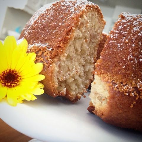 Saras delikatesser: Banankaka utan ägg och mjölk