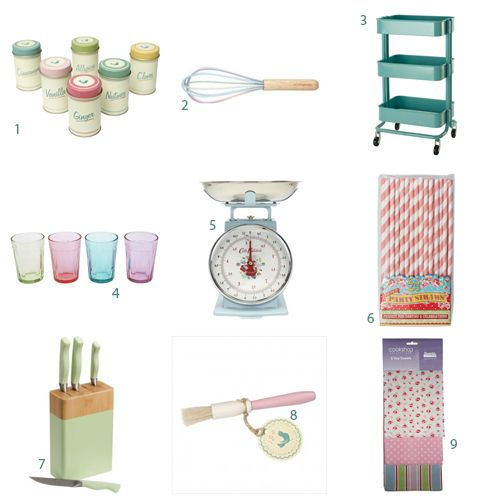 10 Of The Best Pastel Kitchen Accessories