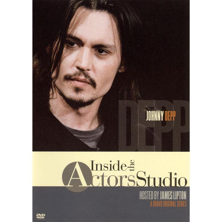Inside the actors studio:Johnny depp (Dvd)