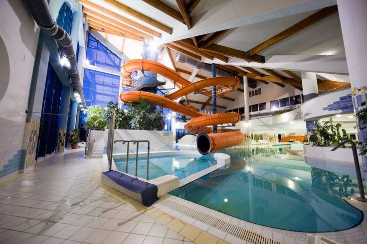 Best Baths in Hungary - Kehida Thermal Baths, Kehidakustány