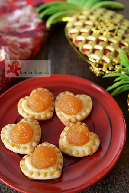 Bake for Happy Kids: Searching for More Best Pineapple Tarts