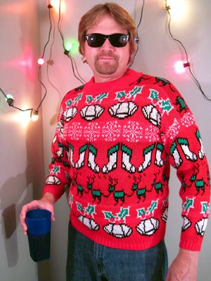 25 Ugly Christmas Sweaters You Wish You Had