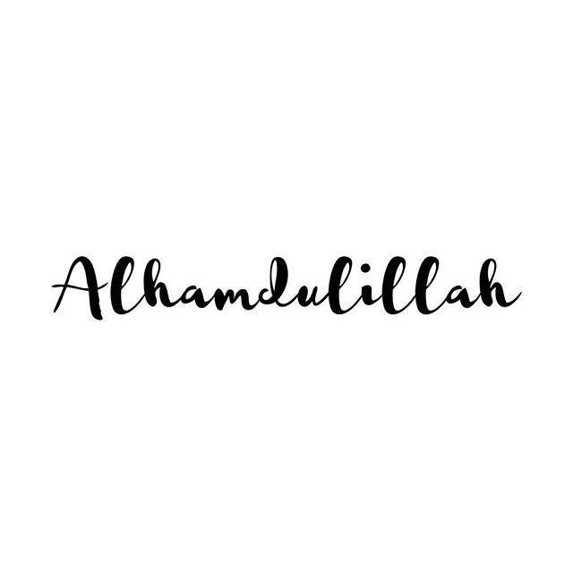 Hasil carian imej untuk alhamdulillah
