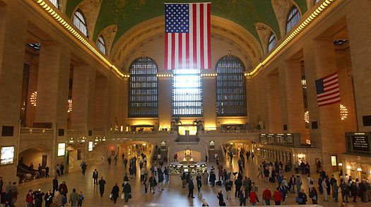 New York City: 10 Things to Do — 10. Grand Central Terminal - TIME